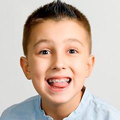 Детская ортодонтия.  Врач ортодонт в детской клинике «Маркушка»