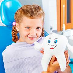 Профилактика кариеса у детей. Профессиональная гигиена полости рта